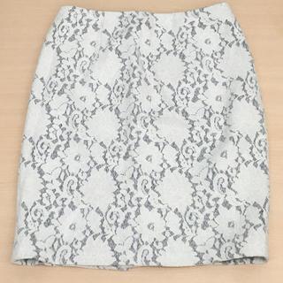ナチュラルビューティーベーシック(NATURAL BEAUTY BASIC)のナチュラルビューティーベーシック♡スカート(ひざ丈スカート)