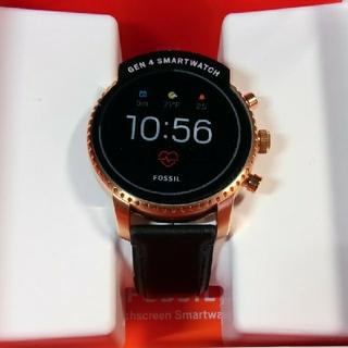 フォッシル(FOSSIL)の FOSSIL スマートウォッチ (FTW4017)(腕時計(デジタル))