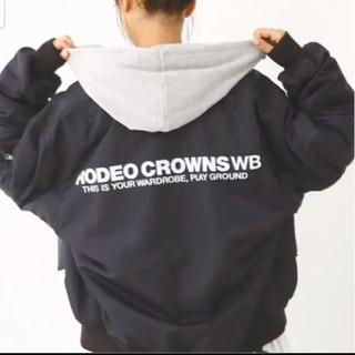 ロデオクラウンズワイドボウル(RODEO CROWNS WIDE BOWL)のRODEO  Lサイズ  ブルゾン  リバーシブル(ブルゾン)