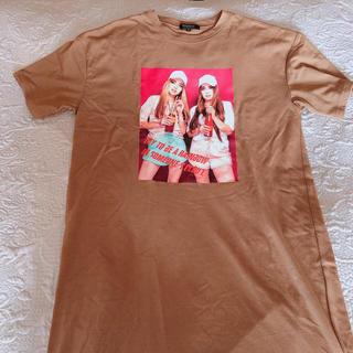 ウィゴー(WEGO)のlong❤︎T-shirt(ロングワンピース/マキシワンピース)