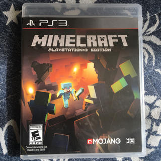 PlayStation3 - マインクラフト PS3エディション 北米版