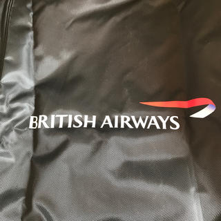 ミズノ(MIZUNO)のトラベルカバー ミズノ  British Airwaysロゴ入り(バッグ)