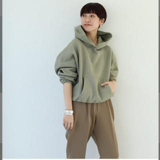 トゥデイフル(TODAYFUL)のHeavycotton Sweat Parka(パーカー)