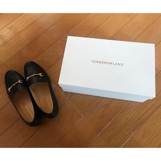 トゥモローランド(TOMORROWLAND)のトゥモローランド ローファー(ローファー/革靴)