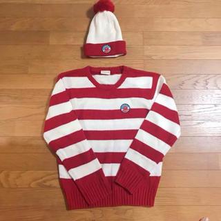 ウィゴー(WEGO)のウォーリー  ニット 帽子(衣装)