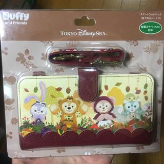 Disney - 未使用未開封 ディズニー商品 ダッフィー フレンズの スマートフォンケース