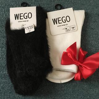 ウィゴー(WEGO)のWEGO ソックス(ソックス)