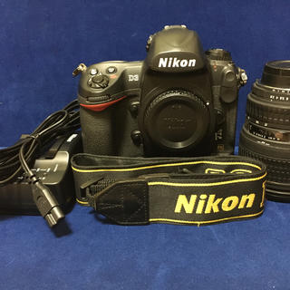 Nikon - Nikon D3 +SIGMA28〜70 f2.8