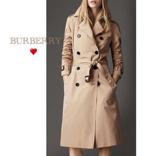 BURBERRY - 美品✨交渉可能 バーバリー トレンチコート ロング