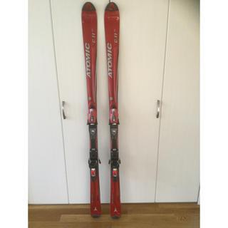 アトミック(ATOMIC)のATOMIC アトミック C:11 スキー板  170cm 週末値下げ!(板)