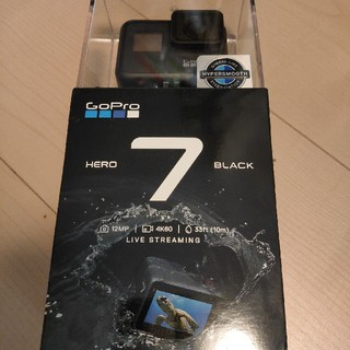 GoPro - GoPro HERO7 BLACK新品未開封