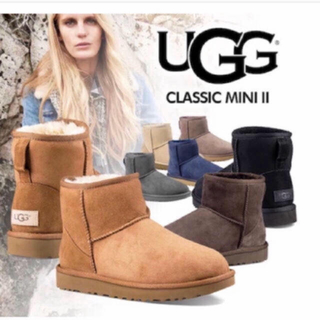 UGG - 取寄せ済!新品正規品‼︎UGG クラシックミニⅡ