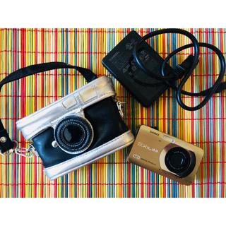 カシオ(CASIO)のデジカメ(CASIO)(コンパクトデジタルカメラ)