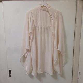 オトナシウム 着物袖ワンピース(ひざ丈ワンピース)