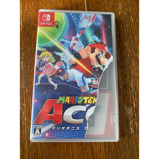 Nintendo Switch - マリオテニス Switch 中古