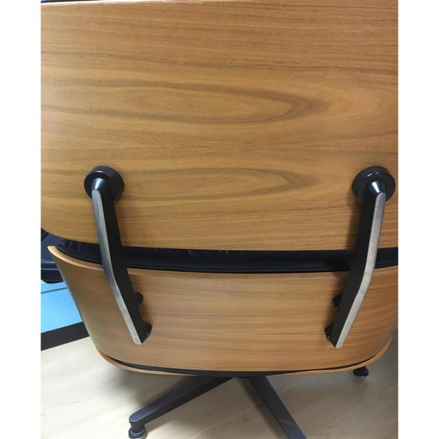 EAMES(イームズ)のイームズ  ラウンジチェア。値下げしました。 インテリア/住まい/日用品の椅子/チェア(その他)の商品写真