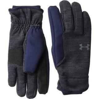 アンダーアーマー(UNDER ARMOUR)のアンダーアーマー 手袋 M グレー 紺 新品 UNDER ARMOUR グローブ(手袋)