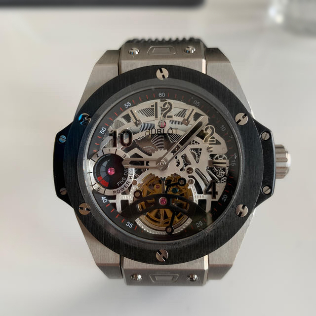 スーパーコピー エルメス 時計 オーバーホール / 腕時計の通販 by なんこ's shop