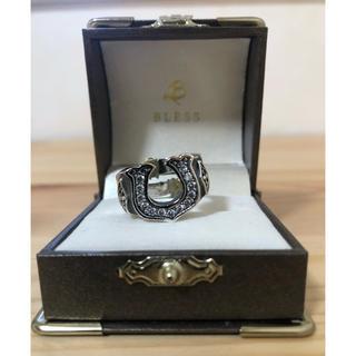 ブレス(BLESS)のBLESS  ホースシューリング(リング(指輪))