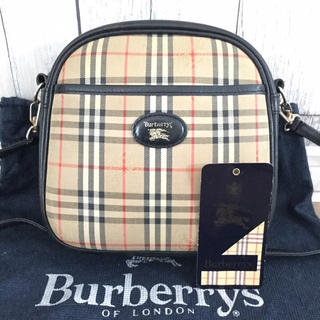 BURBERRY - 美品 Burberry バーバリー ノバチェック ショルダーバッグ