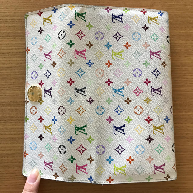 LOUIS VUITTON(ルイヴィトン)のルイヴィトン マルチカラー 長財布 レディースのファッション小物(財布)の商品写真