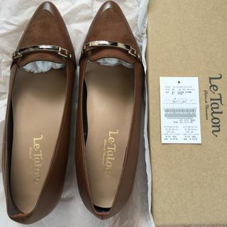 ルタロン(Le Talon)の【新品・未使用】[レディース24㎝]2.5㎝ビットローファー/Le Talon(ローファー/革靴)