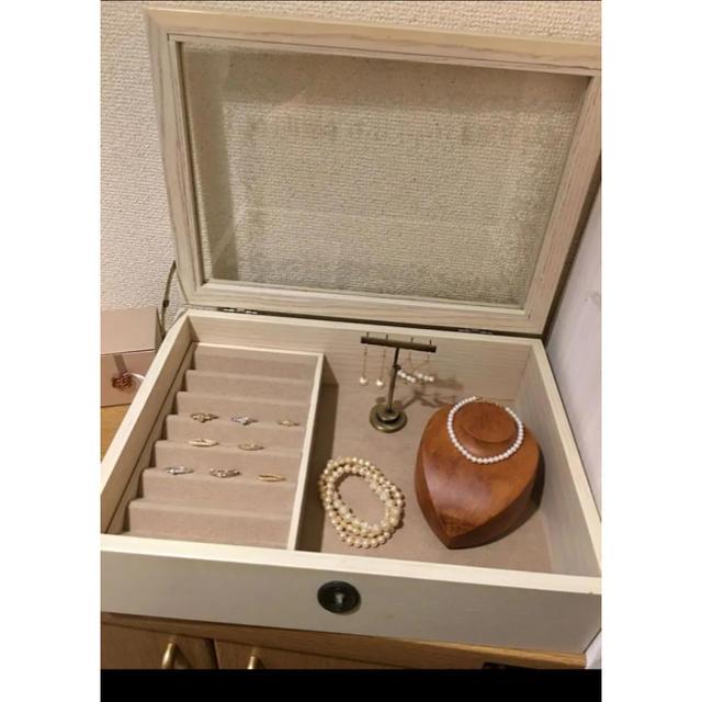 agete(アガット)のagete college アガット  ジュエリーBOX 限定品 レディースのアクセサリー(その他)の商品写真