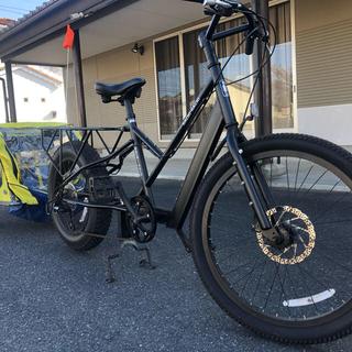 アサヒ(アサヒ)のパパチャリ 88サイクル サイクルトレーラー(自転車本体)