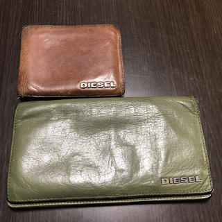 DIESEL - diesel 財布 2セット