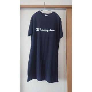 チャンピオン(Champion)のChampion☆Tシャツ ワンピ(ひざ丈ワンピース)