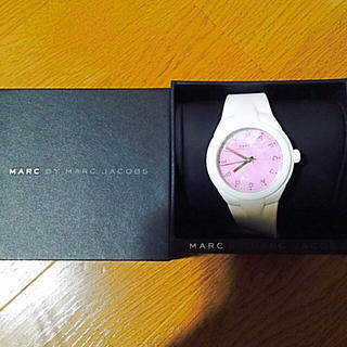 マークバイマークジェイコブス(MARC BY MARC JACOBS)のMARC BYMARC JACOBS(腕時計)