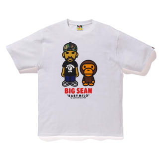 A BATHING APE - 新品未使用 bape ベイプ a bathing ape エイプBIG SEAN