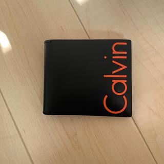カルバンクライン(Calvin Klein)のカルヴァンクライン(折り財布)