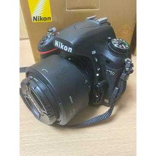 Nikon - D750 3本レンズセット 24-70mm  70-300mm 50mm