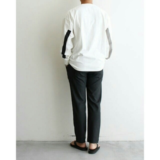 コモリ(COMOLI)のキャプテンサンシャイン ロンT 新品未使用 38(Tシャツ/カットソー(七分/長袖))