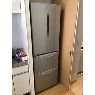 Panasonic - 奈良発 パナソニック 冷蔵庫 365L 2014年製 3ドア 自動製氷 エコナビ