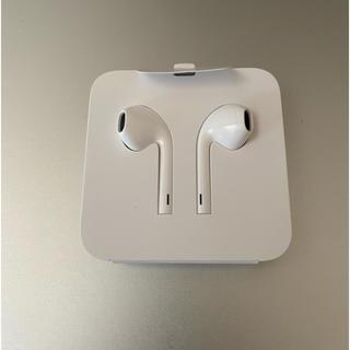 アップル(Apple)のApple 純正未使用イヤホン / Lightning接続(ヘッドフォン/イヤフォン)