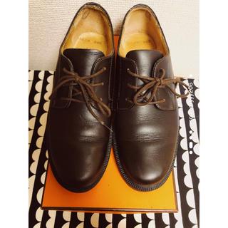 ビームス(BEAMS)のKLEMAN レザーシューズ 36(ローファー/革靴)