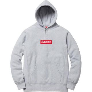 Supreme - supreme 16aw box logo pullover Sサイズ