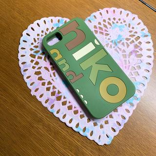 ニコアンド(niko and...)のiPhone 7ケース(iPhoneケース)