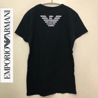 Emporio Armani - 【EMPORIO ARMANI】アルマーニ Vネック Tシャツ Sサイズ