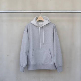 ulterior DRY FEEL CASHMERE HOODIE