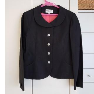 ハナエモリ(HANAE MORI)のHANAE MORIインターナショナル ネイビースカートスーツ(スーツ)