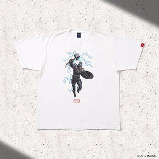 APPLEBUM - APPLEBUM Captain America T-shirt L