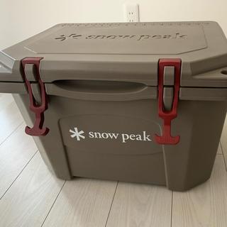 Snow Peak - スノーピーク ハードロッククーラー 20QT