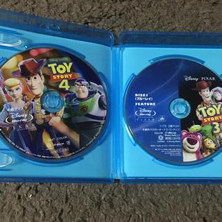 Disney - トイストーリー Blu-ray セット