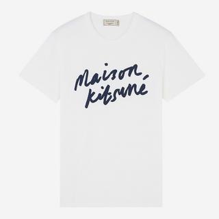 MAISON KITSUNE' - メゾンキツネ Tシャツ ホワイト Mサイズ