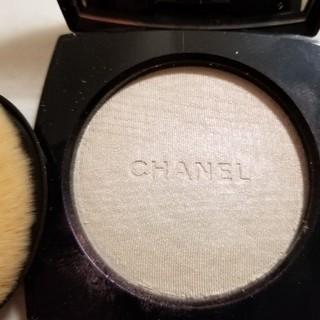 CHANEL - 残量8割程度シャネルフェイスパウダー