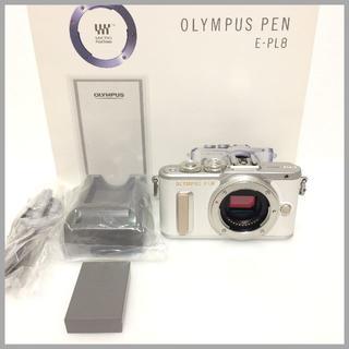 OLYMPUS - OLYMPUS PEN E-PL8 ボディ