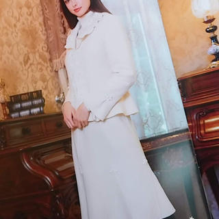 M'S GRACY - スーパービューティー 新品 スーツ 白